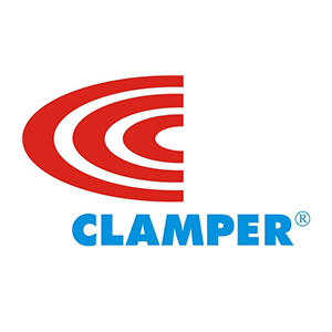 logo clamper