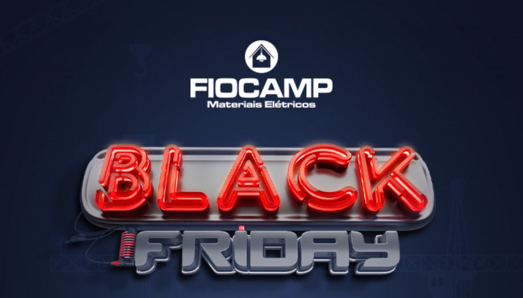 black friday fiocamp